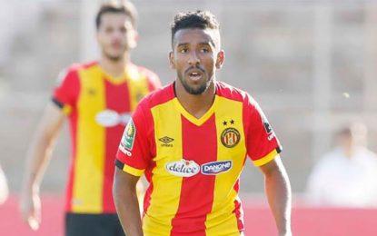 Football : Blessé, Hamdou Elhouni sera absent jusqu'en février et ratera le derby