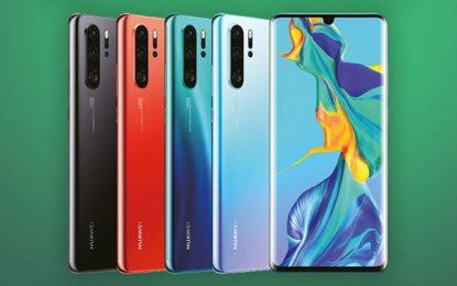La série Huawei P30 fait tourner les têtes : What's next !