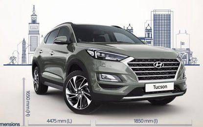 Alpha Hyundai Motor commercialise le nouveau Hyundai Tucson