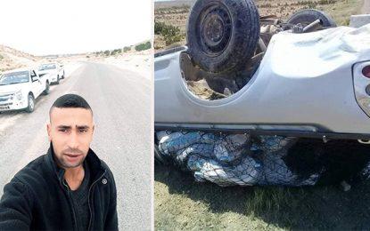 Kasserine : Un contrebandier décède dans une course-poursuite