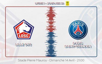 Lille-PSG 2019 : live streaming du match