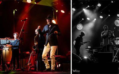 Jazz à Carthage : Mario Biondi et Sly Johnson, du swing élégant au jazz R'n'B