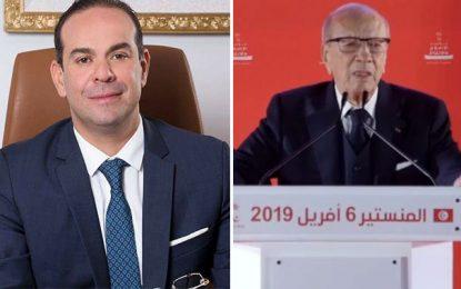 Mehdi Ben Gharbia répond à Béji Caïd Essebsi : «Trop peu, trop tard»