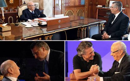 Affaire Nessma: Nabil Karoui cherche le soutien de Beji Caïd Essebsi (vidéo)
