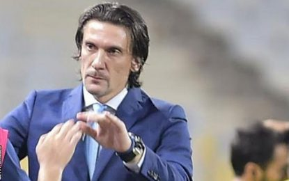 Club sfaxien : Jovovic commencera avec la finale  de la Coupe de Tunisie