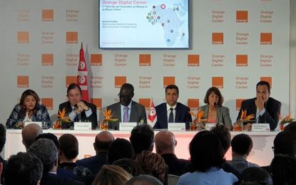 Orange inaugure son premier Orange Digital Center en Tunisie