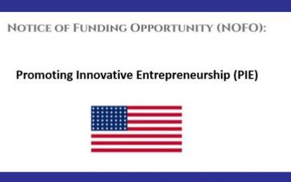 PIE : Programme américain de promotion de l'entrepreneuriat innovant en Tunisie