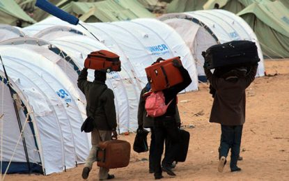Un bateau avec 75 migrants à bord bloqué depuis hier samedi au large de Zarzis