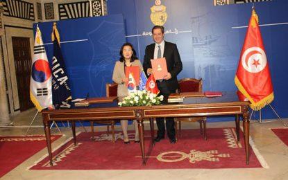 La Koica soutient la mise en place du système E-people en Tunisie