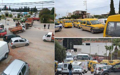 Les protestations se poursuivent contre la hausse du prix du carburant