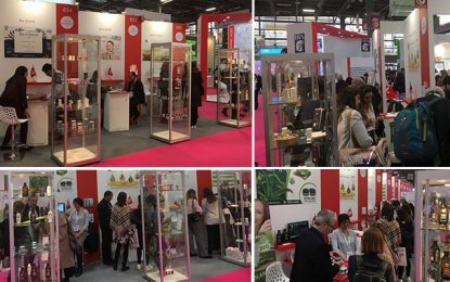 Sept entreprises tunisiennes au salon In-Cosmetics Global à Paris
