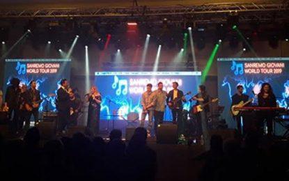 Festival de Sanremo : Tunis s'habille aux couleurs de l'Italie