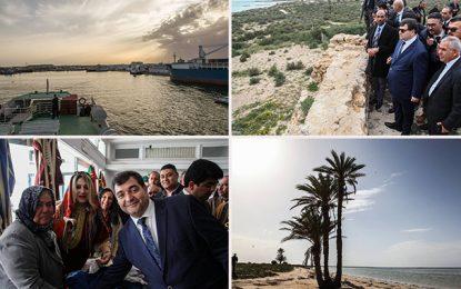 Tunisie : René Trabelsi veut faire de Sfax un pôle touristique