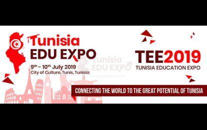 Tunisia Edu Expo (TEE 2019), les 9 et 10 juillet 2019