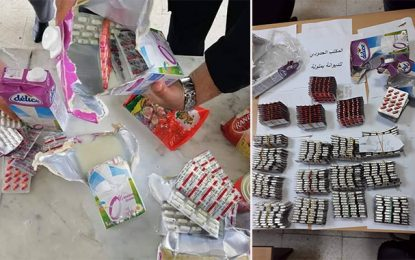 Tabarka : Des pilules de drogue dans des paquets de lait
