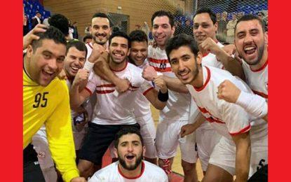Handball : Zamalek remporte la Super-coupe d'Afrique avec deux Tunisiens