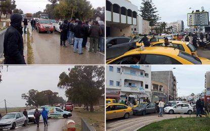 Hausse du prix du carburant : Des automobilistes bloquent les routes