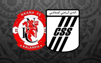 CSS-Nkana en live streaming : Quart de finale retour