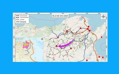 Tunisie: Consultation sur le prolongement de l'autoroute vers le Kef