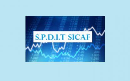SPDIT Sicaf annonce des revenus de placements en hausse de 130% au 1er semestre 2019