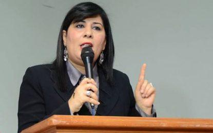 Abir Moussi :  «Le Parti destourien libre ne votera pas la confiance au prochain gouvernement»