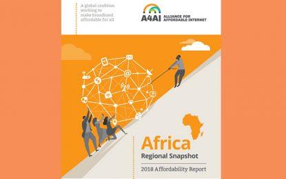 La Tunisie est le 7e pays en Afrique où l'internet est le plus abordable