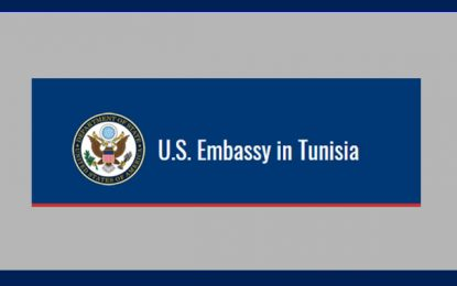 Tunisie: L'ambassade des Etats-Unis offre divers postes de travail