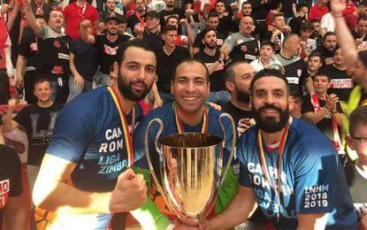 Handball : Amine Bannour élu meilleur joueur du championnat de Roumanie