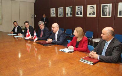 Tunisie: La Banque centrale signe la convention de coopération de la 2e phase du programme BCC