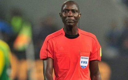 Ligue des champions : Bakary Gassama de nouveau arbitre en finale-retour