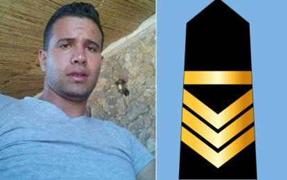 Décoration et grade posthume pour le soldat Zdini, tué en avril dernier, dans l'explosion d'une mine à Chambi