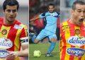 Ligue des champions :  Chammam, Derbali et Ben Cherifia, un trio pour un triplé