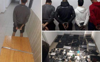 Tunis-Cité Hellal : Des malfaiteurs piègent des Libyens, les agressent et les volent