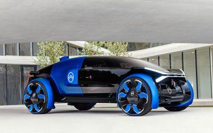 A l'occasion de son centenaire, Citroën 19_19 Concept, le voyage en mode ë-confort