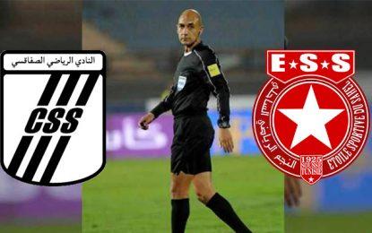 Ligue 1 : L'Egyptien Adel Mohamed pour arbitrer Club sfaxien-Etoile du Sahel