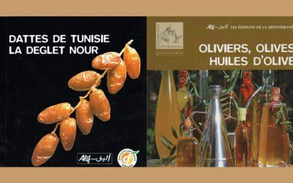 Gastronomie : Deux ouvrages pour redécouvrir deux produits du terroir tunisiens