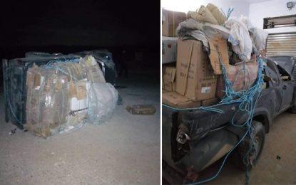 Sidi Bouzid: Tirs de sommation pour disperser des individus ayant tenté de récupérer une saisie de la douane