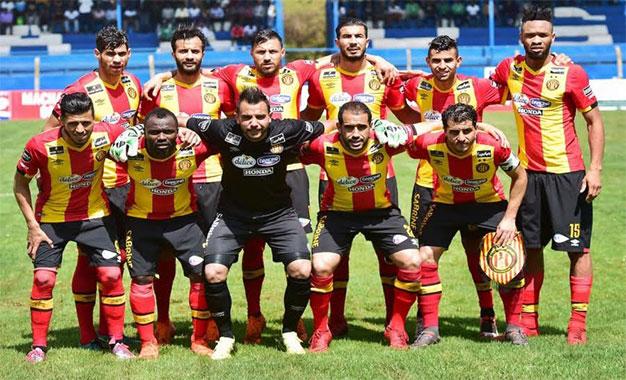 Football L Esperance De Tunis En Coupe Du Monde Des Clubs