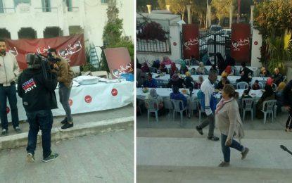 Tunis : La «charité» de Nabil Karoui crée la polémique à la cité Ettadhamen (vidéo)