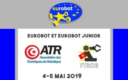 La 3e édition de la compétition «Eurobot Tunisie 2019», les 4 et 5 mai 2019 à Tunis
