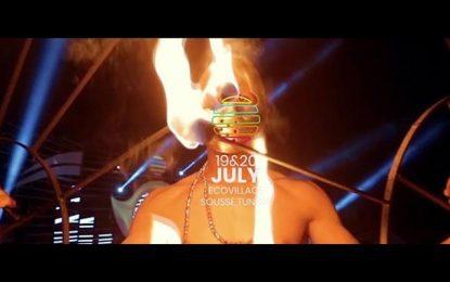 Musique électronique : Fairground Festival à Sousse du 19 au 21 juillet 2019