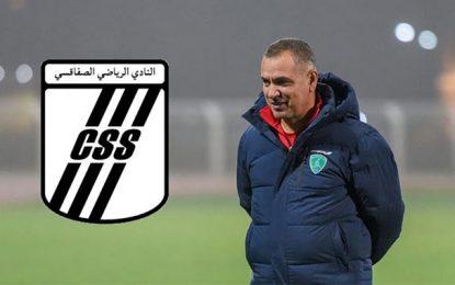 Club sfaxien : Exit Ruud Krol, Fethi Jebel pour terminer la saison