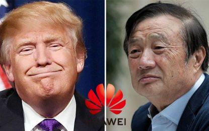 Zhengfei à Trump : «Les relations de Huawei avec les sociétés américaines ne seront pas détruites par un bout de papier»