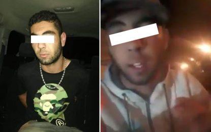 Kairouan: Arrestation du repris de justice ayant menacé, dans une vidéo, d'égorger et de brûler des policiers