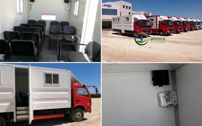 Kairouan: Sebri Group aménage des camions pour le transport des ouvrières agricoles (vidéo)
