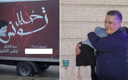Pourquoi Nabil Karoui refuse-t-il de coordonner avec l'UTSS la distribution des aides de l'association «Khalil Tounes» ?