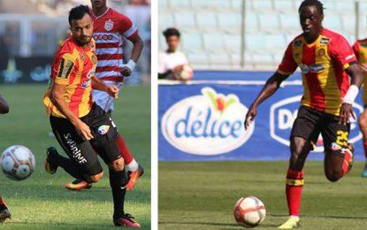 Espérance de Tunis : Junior Lokoza reconduit, Taha Yassine Khenissi au repos