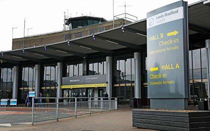 L'aéroport britannique Leeds-Bradford célèbre la reprise de la desserte de la Tunisie