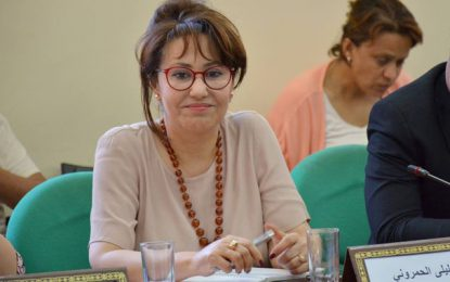 La députée Hamrouni poursuivra en justice les auteurs de l'intox sur son «ivresse sur la voie publique»