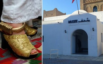 Musée du costume traditionnel de Monastir : Disparition d'un «khalkhal» en or